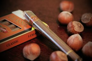 Emballage cigare